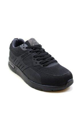 Kinetix NINA PU Siyah Koyu Gri Kadın Sneaker 100300846