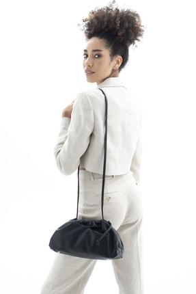 Matthew Cox Kadın Çapraz Çanta Soft Sıyah T720