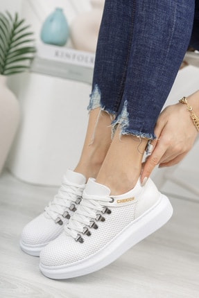 Chekich Ch021 Kadın Ayakkabı Beyaz