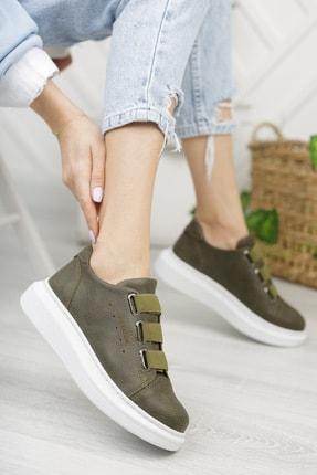 Chekich Ch253 Kadın Ayakkabı Haki