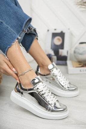 Chekich Ch260 Kadın Ayakkabı Gümüş
