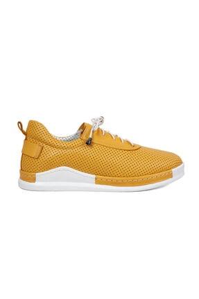 Greyder Kadın Sarı Casual Ayakkabı 1Y2AA57886