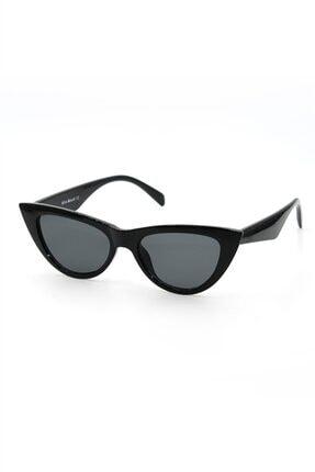Silvio Monetti Kadın Siyah Güneş Gözlüğü Sılvıo Monettı 3sm8021r001