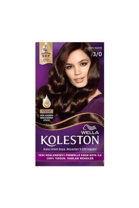 Koleston Set 3.0 Koyu Kahve Saç Boyası