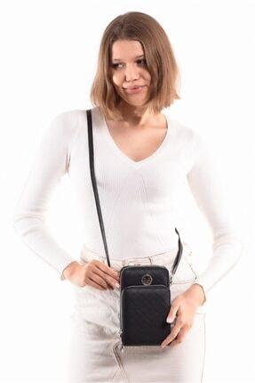 Versace Kadın Siyah  Çapraz Çanta