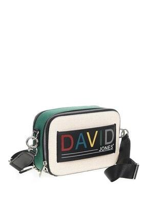 David Jones Kadın Askılı Çanta Bej