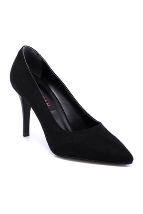 Tergan Kadın Siyah Vegan  Ayakkabı 65677q4y