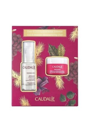 Caudalie Vinosource S.o.s. Serum Set