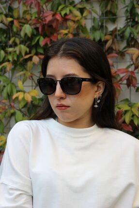 HAWK Kadın Dikdörtgen Güneş Gözlüğü HW 1464 02