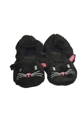 Hakan Çanta Kedi Modelli Panduf Ev Ayakkabısı