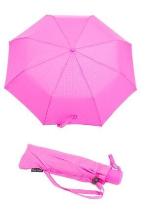 Pierre Cardin Pembe Katlamalı Tam Otomatik Kadın Şemsiye Pc210p