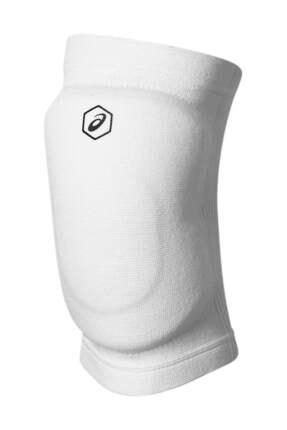 Asics Unisex Voleybol Malzeme & Aksesuar -  Gel Voleybol Dizliği Beyaz - 146815-0001