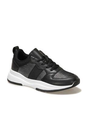 Polaris 317536.Z 1FX Siyah Kadın Sneaker Ayakkabı 101009190