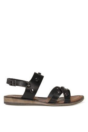 İnci Ale.z 1fx Siyah Kadın Sandalet