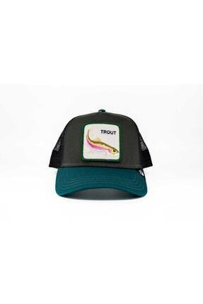 Goorin Bros Unisex Siyah Trout Standart Şapka