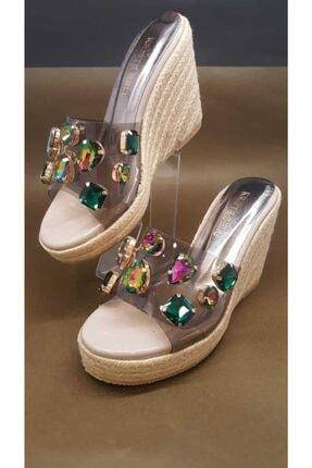 Kriste Bell Kadın Gri Ayakkabı