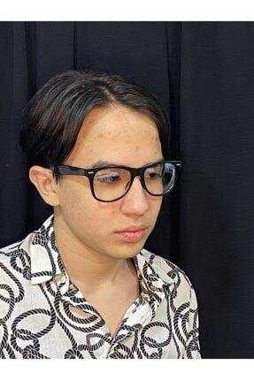 Silvio Monetti Unısex Trend Şeffaf Numarasız Gözlük Glasses