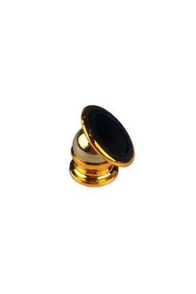 Space Torpido Üstü Mıknatıslı Telefon Tutacağı Altın / Syte145