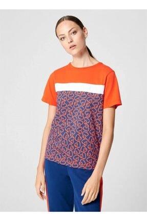 Escada Kadın Lacivert T-Shirt