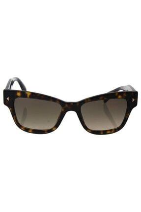 Prada Kadın Kahverengi Güneş Gözlüğü Pr29r 51*18 2au-3do 140 2n