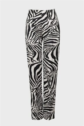 Escada Kadın Siyah Pantolon