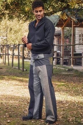 Los Banditos Erkek Beli Bağlamalı Bol Kesim Balıkçı Pantolon