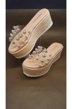 Kriste Bell Kadın Kahverengi Ayakkabı
