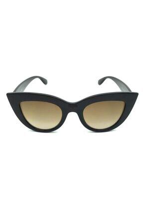 Miss Claire Kadın Siyah Güneş Gözlüğü