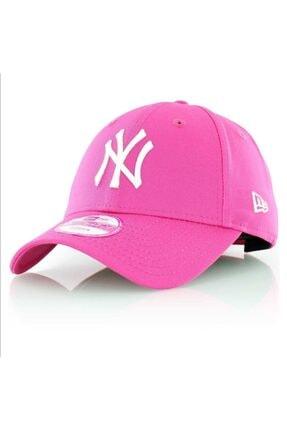 New Era Kadın New York Yankees Pembe Şapka 11157578-s