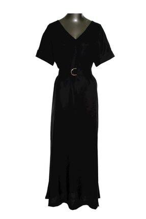 Escada Kadın Siyah Elbise