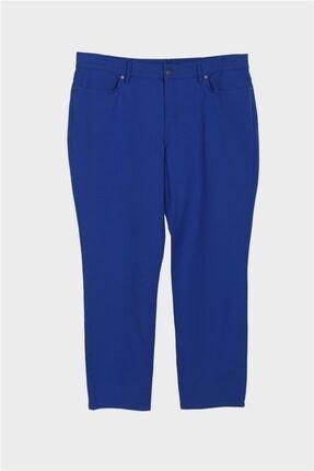 Escada Kadın Mavi Kısa Pantolon