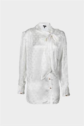 Escada Kadın Beyaz Gömlek