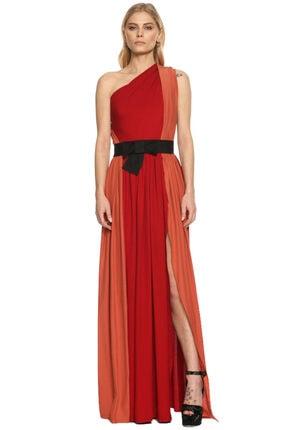 Lanvin Kadın Kırmızı Gece Elbisesi