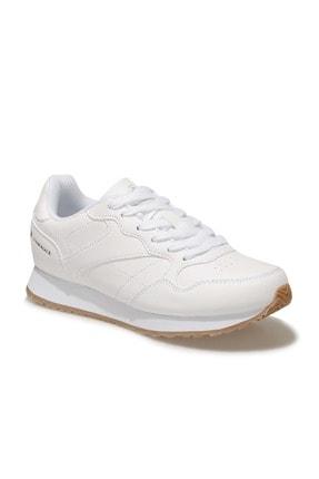 Lumberjack Kadın Beyaz Ortopedik Tabanlı Spor Ayakkabısı Btmz000412-beyaz-36