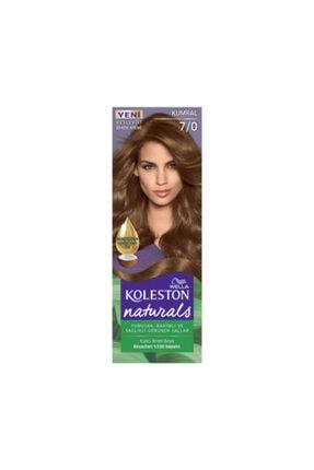Koleston Naturals Kumral Saç Boyası 7/0