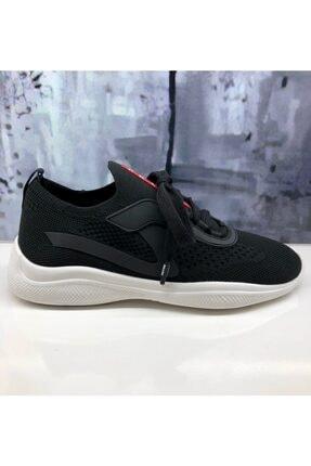 Prada Kadın Siyah   Sneaker Ayakkabı