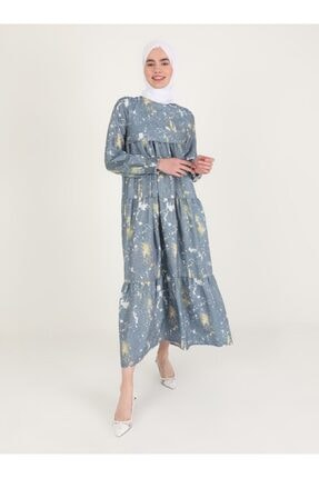 Loreen Desenli Elbise