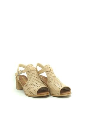 Pandora Kadın Sedef Topuklu Sandalet