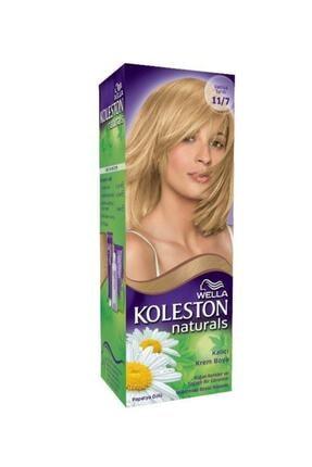 Koleston Naturals Maxi Saç Boyası 11-7 Vanilya Sarısı