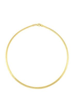 LUZDEMIA Snake Necklace 925 - 3 - 4mm