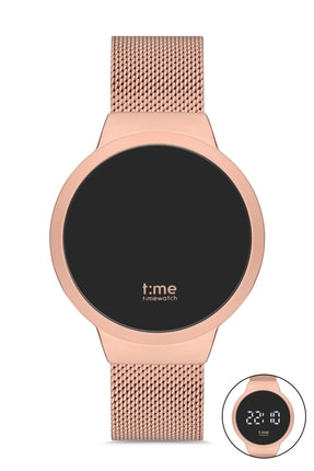Timewatch Time Watch Tw.143.2rbr Unisex Kol Saati