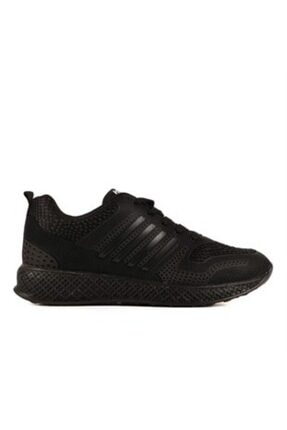 Hammer Jack Kadın Siyah Sneaker