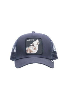 Goorin Bros Anımal Farm Wolf Lacivert Şapka 101-6099