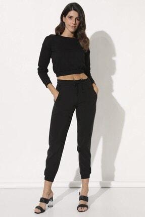 Arma Life Kadın Siyah Tensel Pantolon