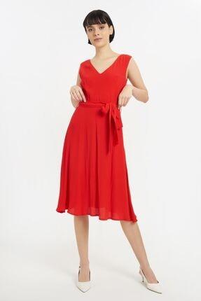 Batik Kadın Mercan Elbise