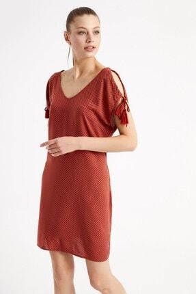 VENA Emıly Puantiyeli Elbise