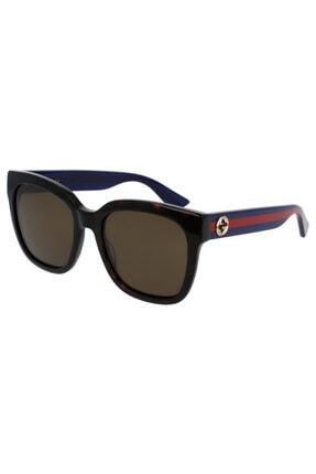 Gucci Kadın Kahverengi Güneş Gözlüğü