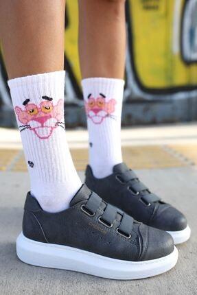 Chekich Ch253 Bt Kadın Ayakkabı Antrasit