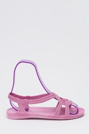 Ayakkabı Modası Kadın Pembe Sandalet