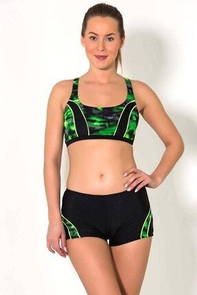 CAMASIRCITY C&city 2807-1 Body Şortlu Bikini Görsel